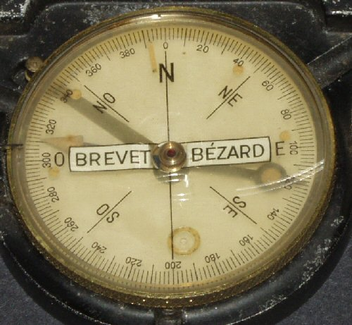French compass markings