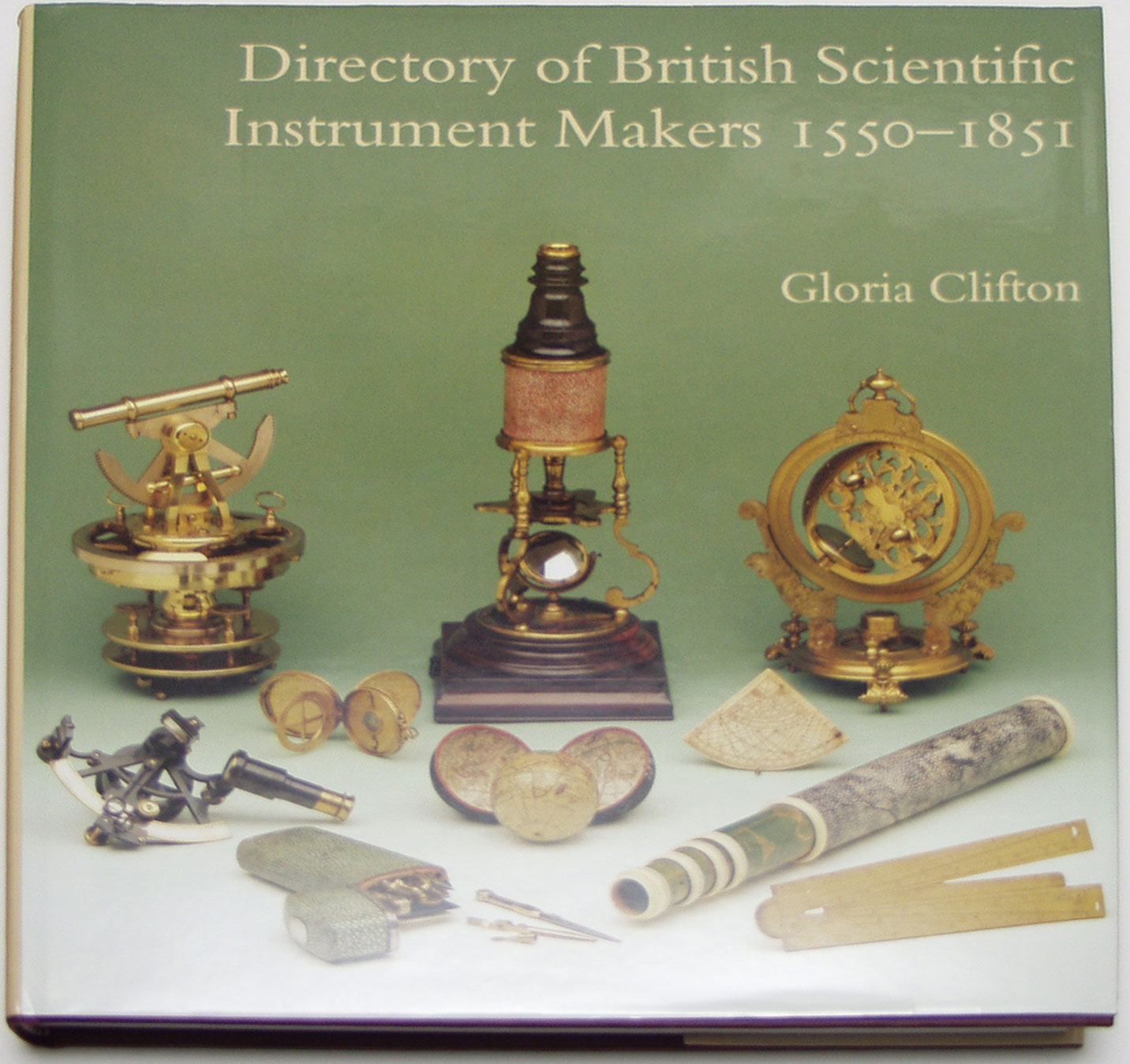 Directory of Instrument Makers